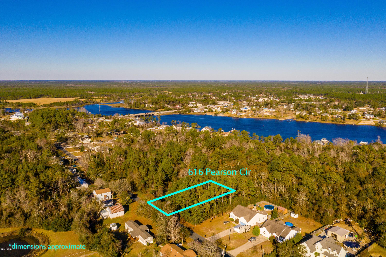 616 Pearson Circle, Newport, North Carolina 28570, ,Residential land,For sale,Pearson,100199836