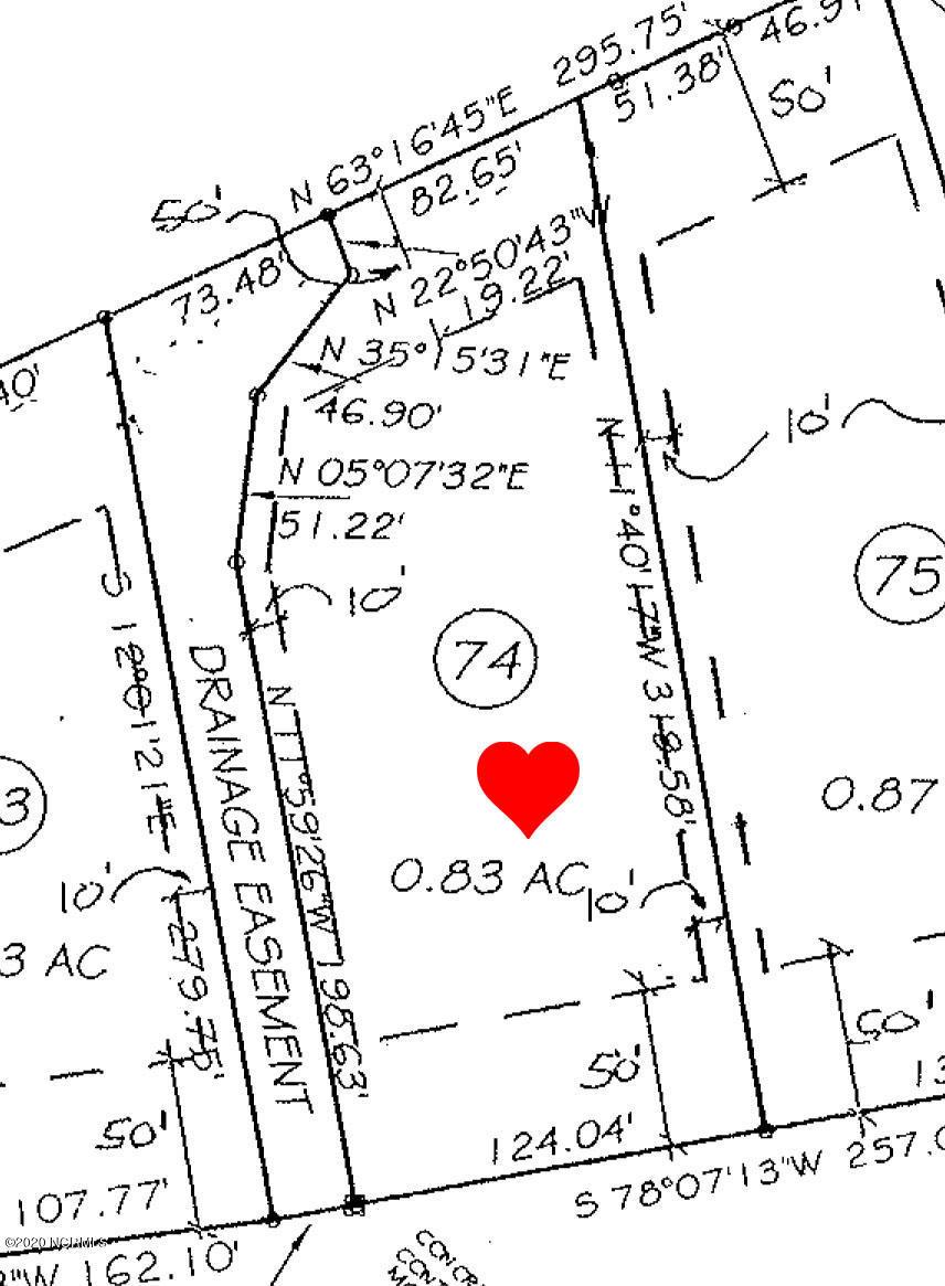 464 Ocean Ridge Parkway, Ocean Isle Beach, North Carolina 28469, ,Residential land,For sale,Ocean Ridge,100201119