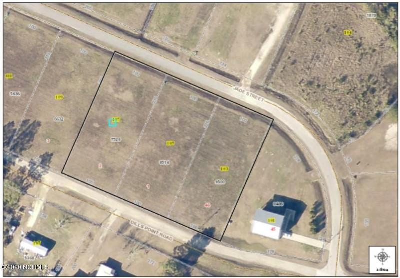 107 Jade Street, Beaufort, North Carolina 28516, ,Residential land,For sale,Jade,100201479