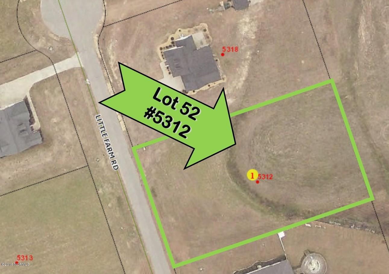 5312 Little Farm Road, Elm City, North Carolina 27822, ,Residential land,For sale,Little Farm,100202505