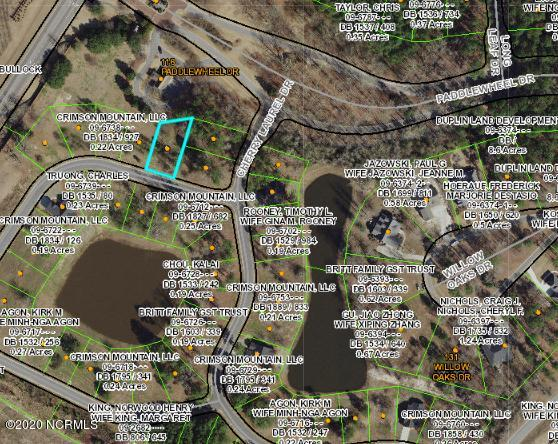 110 Firethorn Circle, Wallace, North Carolina 28466, ,Residential land,For sale,Firethorn,100202240