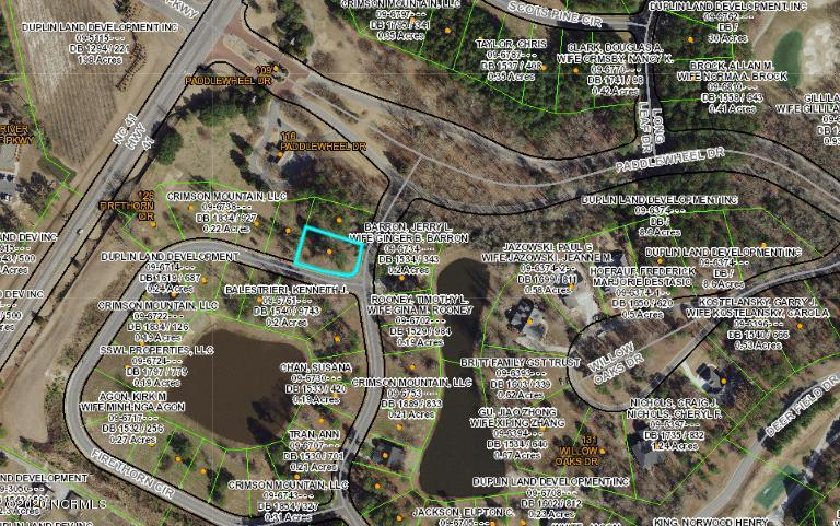 114 Cherry Laurel Drive, Wallace, North Carolina 28466, ,Residential land,For sale,Cherry Laurel,100202247