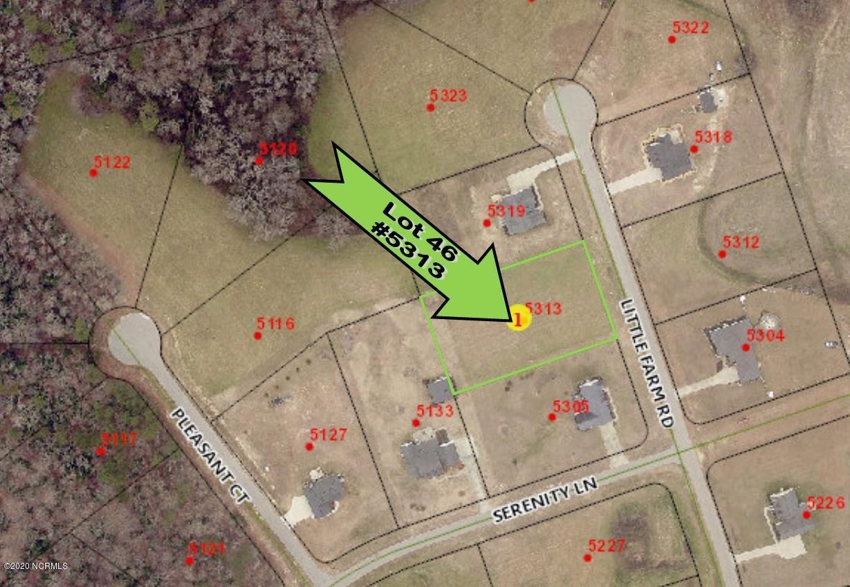 5313 Little Farm Road, Elm City, North Carolina 27822, ,Residential land,For sale,Little Farm,100202495
