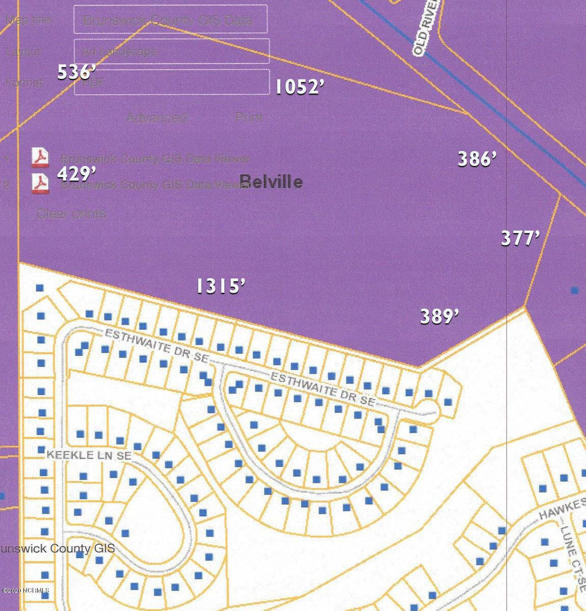 0 River Road, Belville, North Carolina 28451, ,Undeveloped,For sale,River,100203318