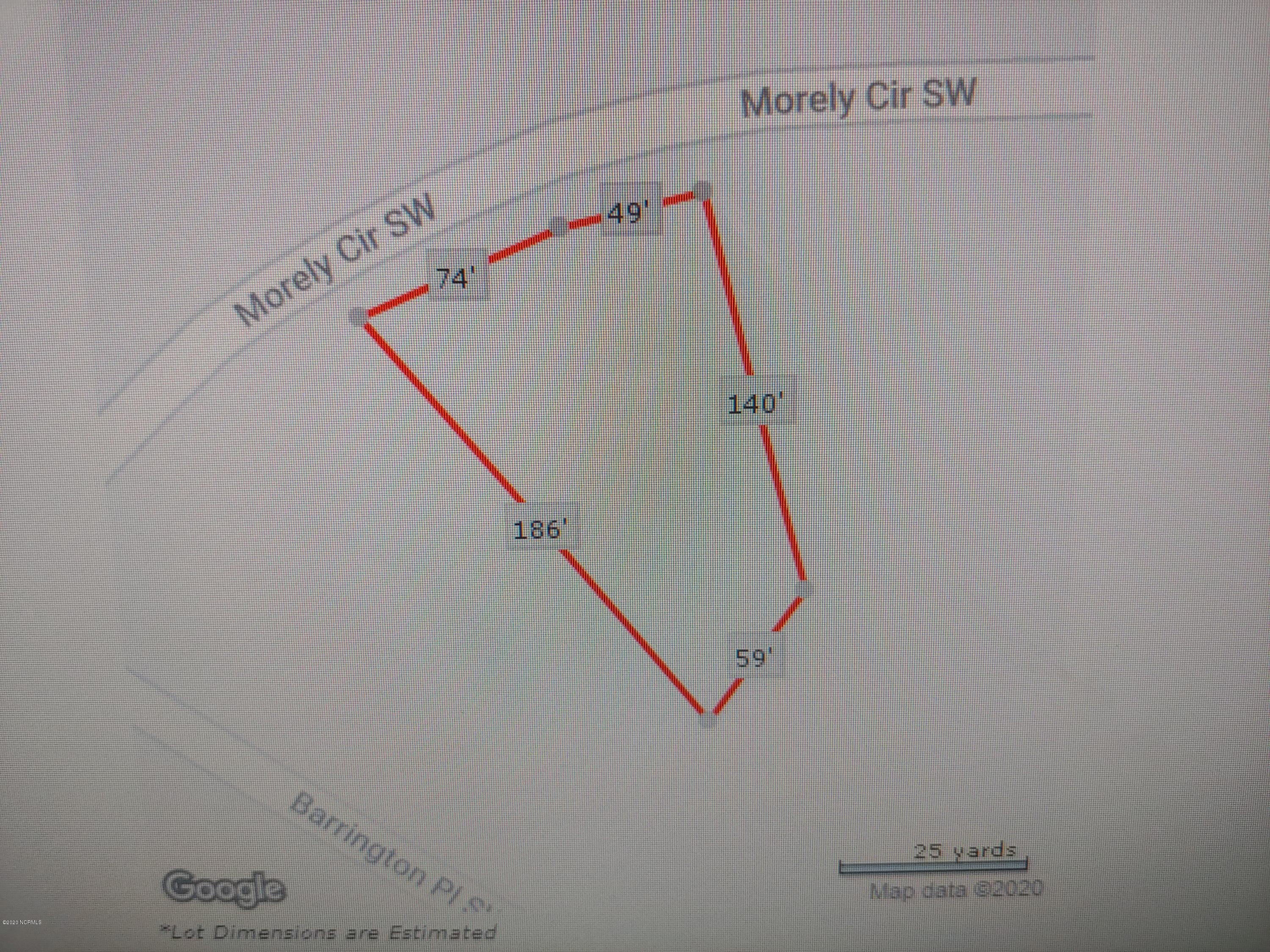 536 Morely Circle, Ocean Isle Beach, North Carolina 28469, ,Residential land,For sale,Morely,100203409