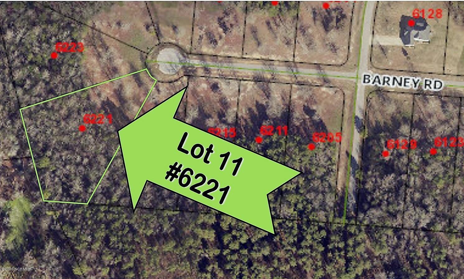 6221 Barney Road, Elm City, North Carolina 27822, ,Residential land,For sale,Barney,100203547