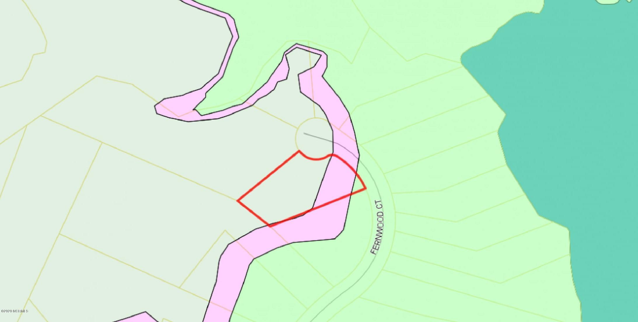 Lot 13 Fernwood Court, Bath, North Carolina 27808, ,Residential land,For sale,Fernwood,100204098