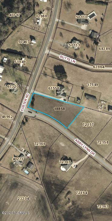 0 Foster Road, Grimesland, North Carolina 27837, ,Residential land,For sale,Foster,100204209