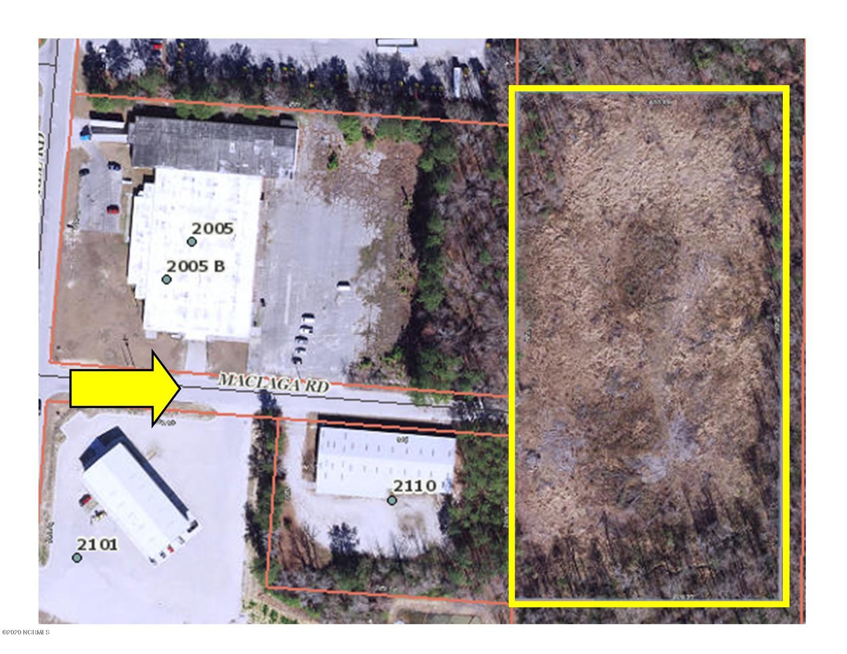 0 Maclaga Road, Wilson, North Carolina 27893, ,Commercial/industrial,For sale,Maclaga,100204542