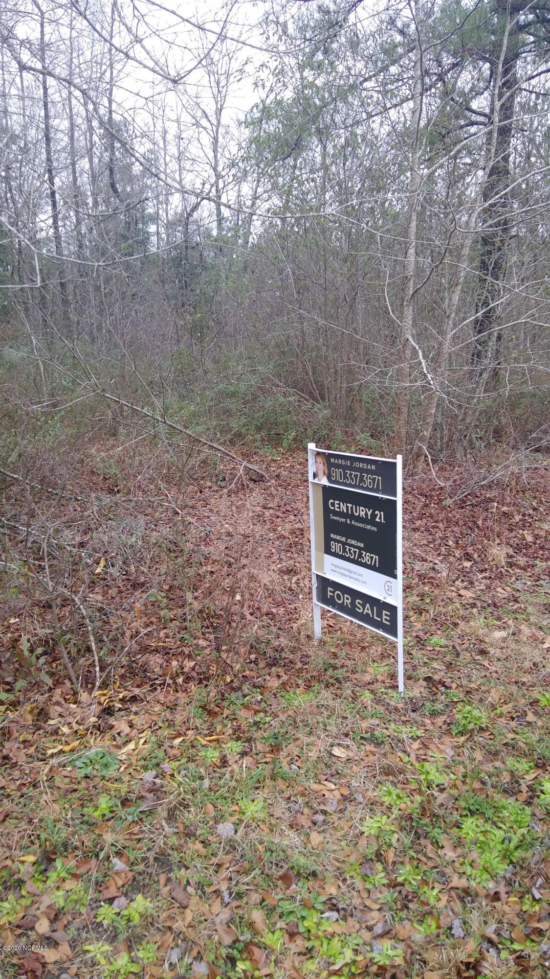 Lot 24 Oakwood Lane, Currie, North Carolina 28435, ,Residential land,For sale,Oakwood,100185262