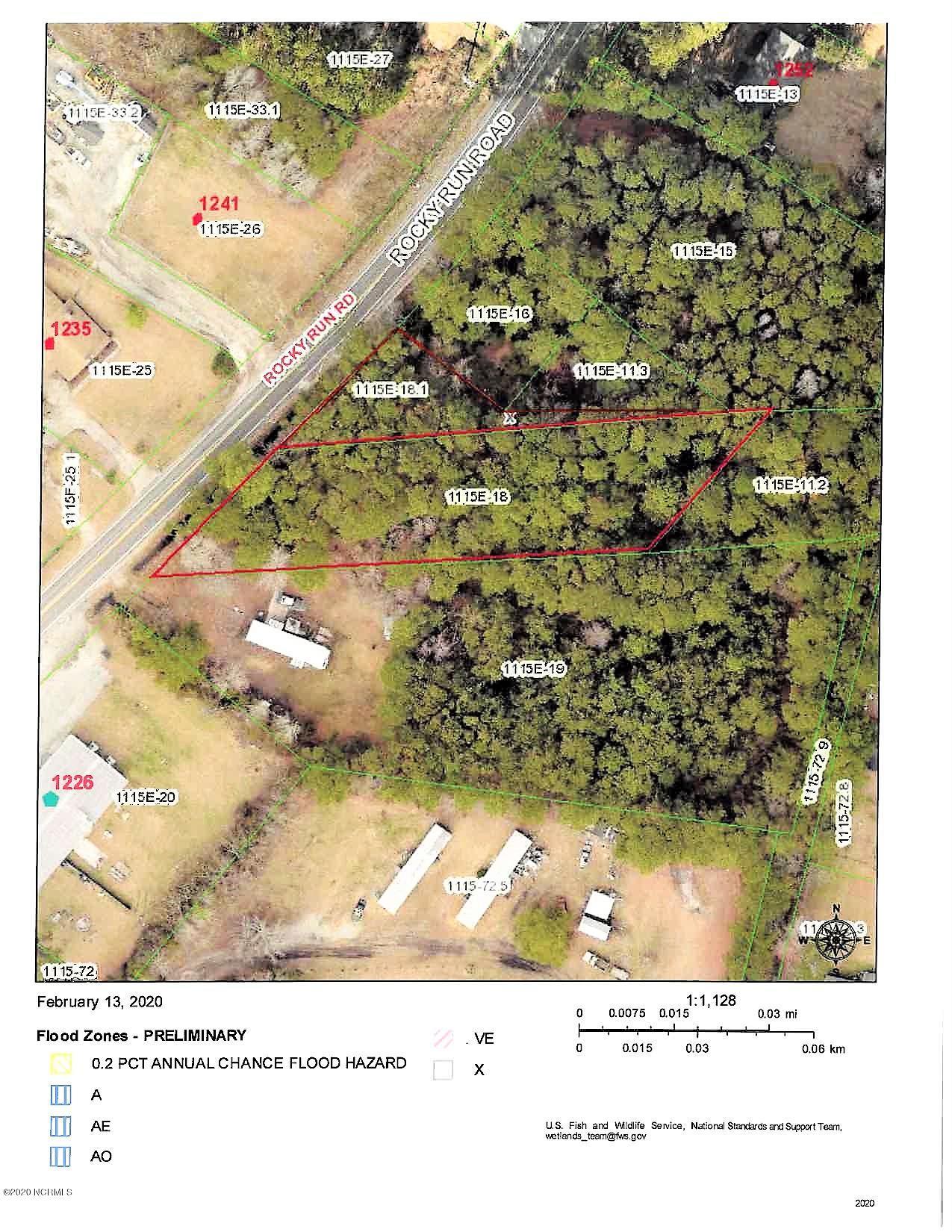Tbd Rocky Run 1115e-18, 1115e-18.1 Road, Midway Park, North Carolina 28544, ,Residential land,For sale,Rocky Run 1115e-18,1115e-18.1,100204991