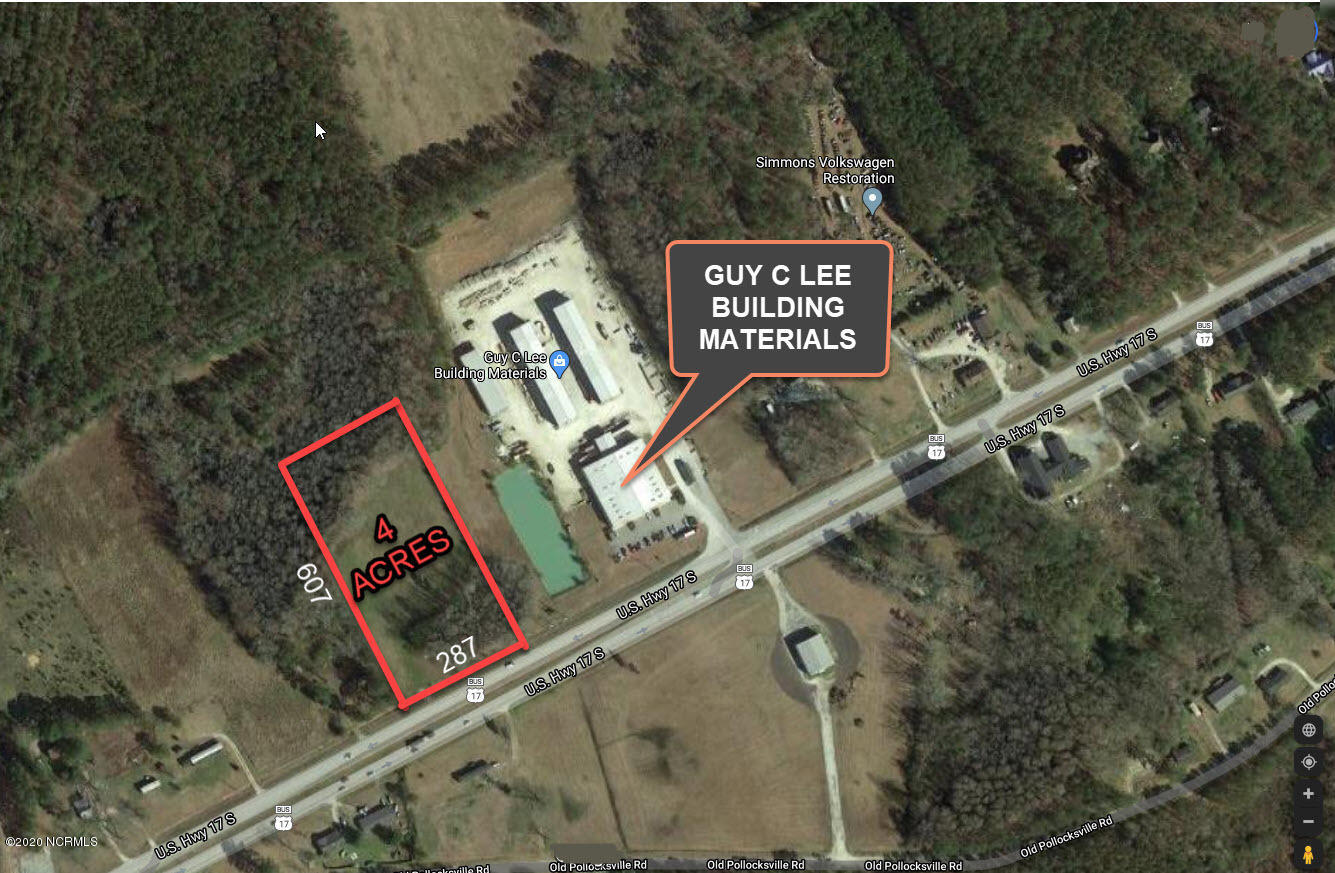 5530 U.S. Hwy 17, New Bern, North Carolina 28562, ,For sale,U.S. Hwy 17,100205434