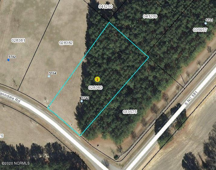 5742 Vanndale Road, Bailey, North Carolina 27807, ,Residential land,For sale,Vanndale,100206225