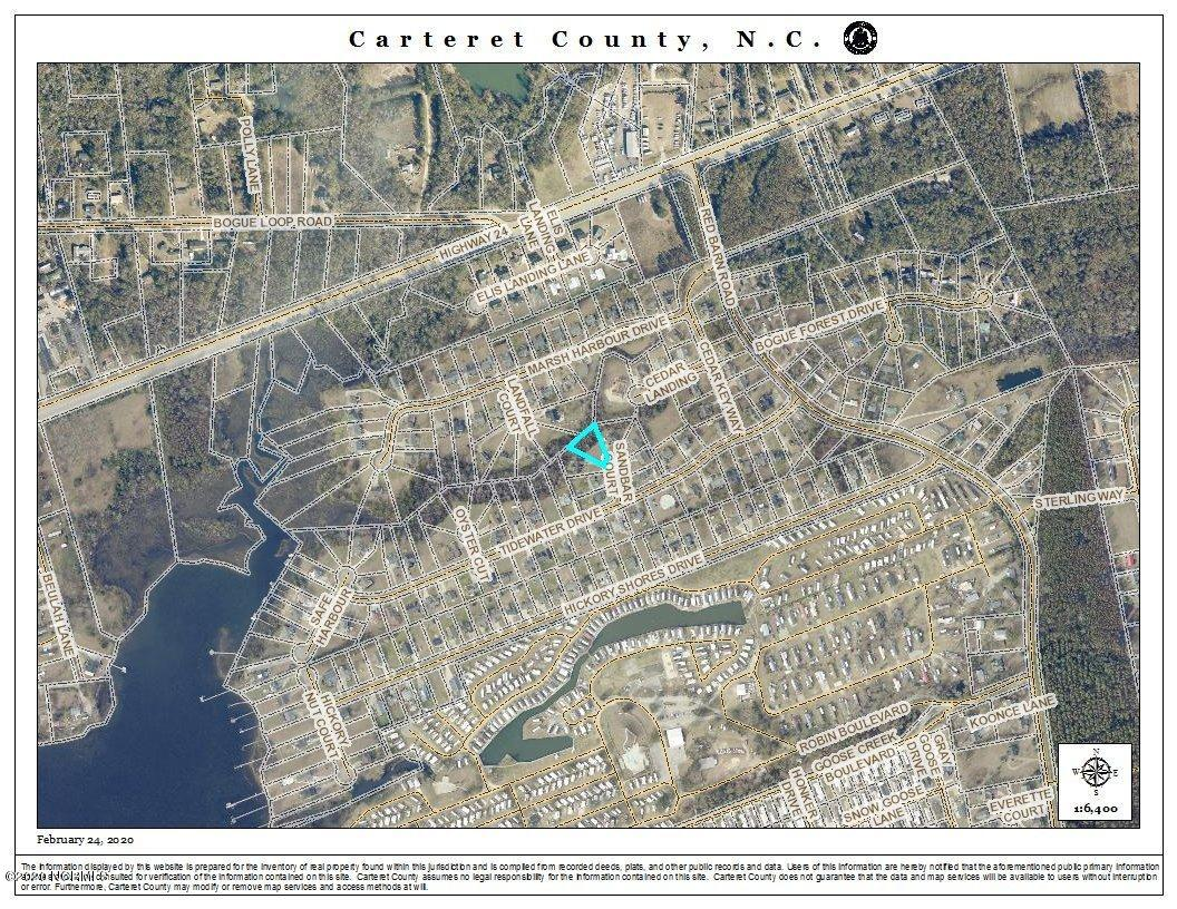 207 Sandbar Court, Newport, North Carolina 28570, ,Residential land,For sale,Sandbar,100206623