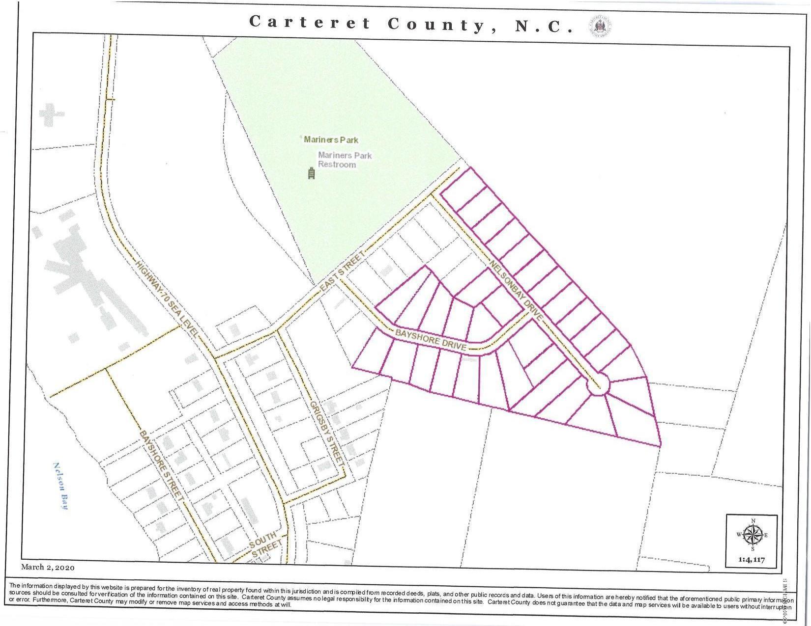 1001 Nelsonbay Drive, Sea Level, North Carolina 28577, ,For sale,Nelsonbay,100207034