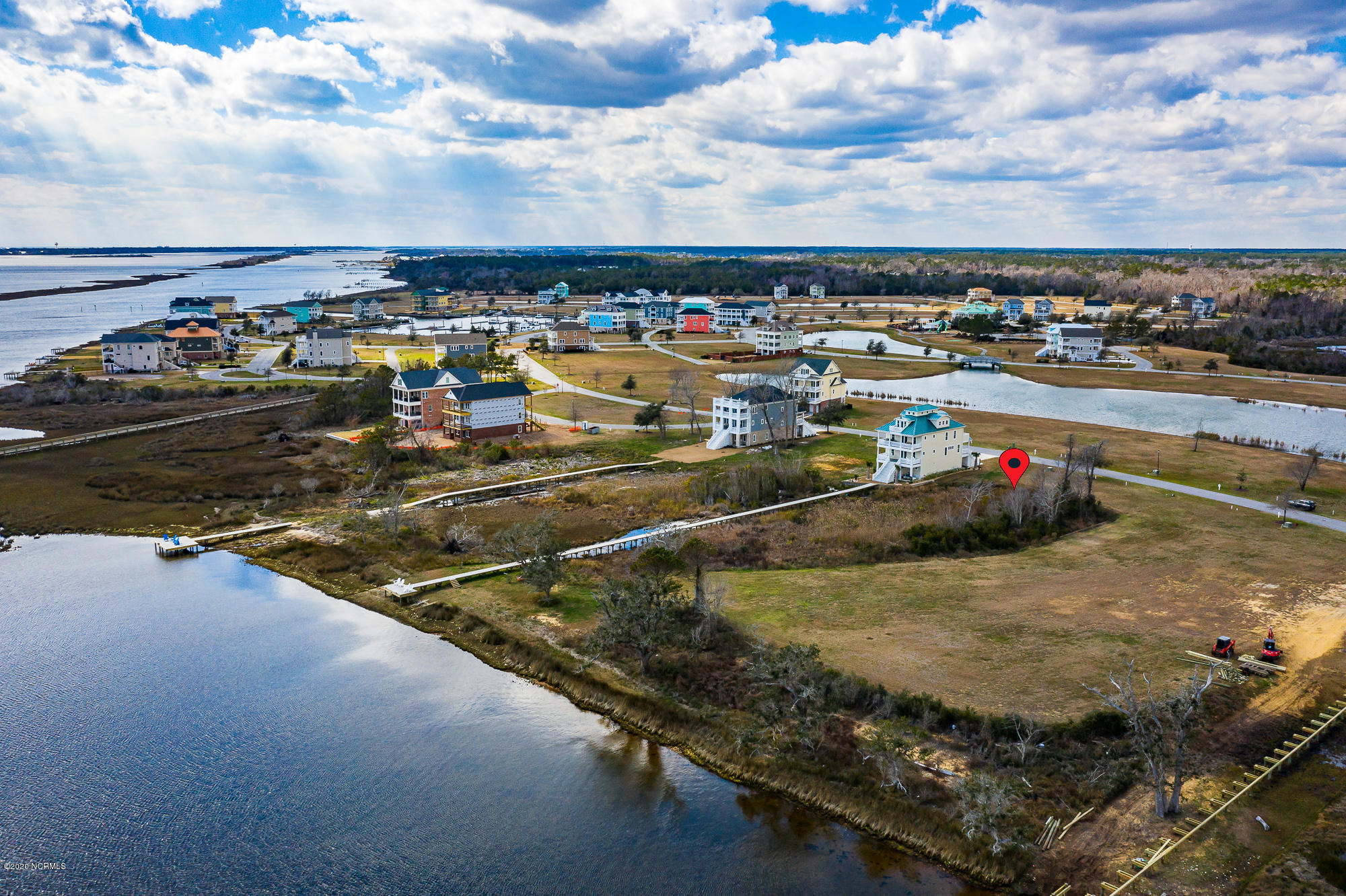 739 Cannonsgate Drive, Newport, North Carolina 28570, ,Residential land,For sale,Cannonsgate,100207290