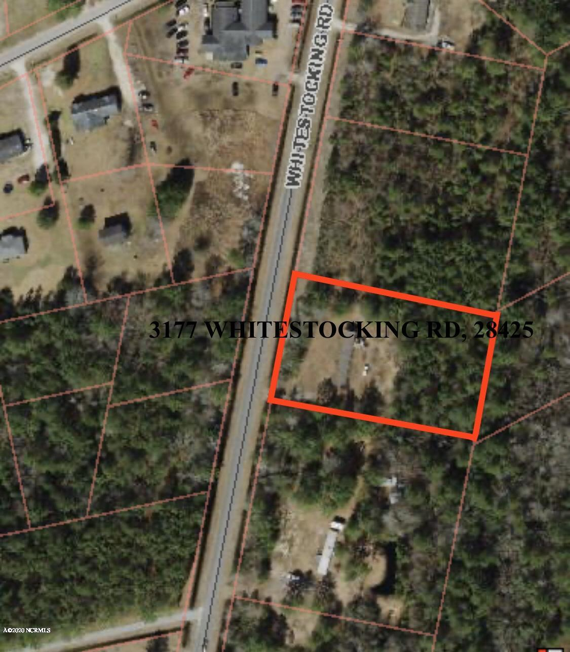 3177 Whitestocking Road, Burgaw, North Carolina 28425, ,Residential land,For sale,Whitestocking,100208227