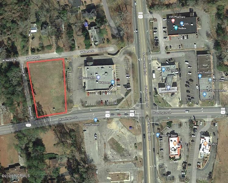 314 Washington Street, Whiteville, North Carolina 28472, ,Commercial/industrial,For sale,Washington,100209168