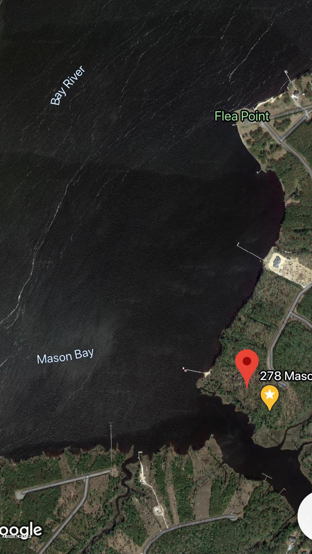 278 Mason Bay Road, Merritt, North Carolina 28556, ,Residential land,For sale,Mason Bay,100209396