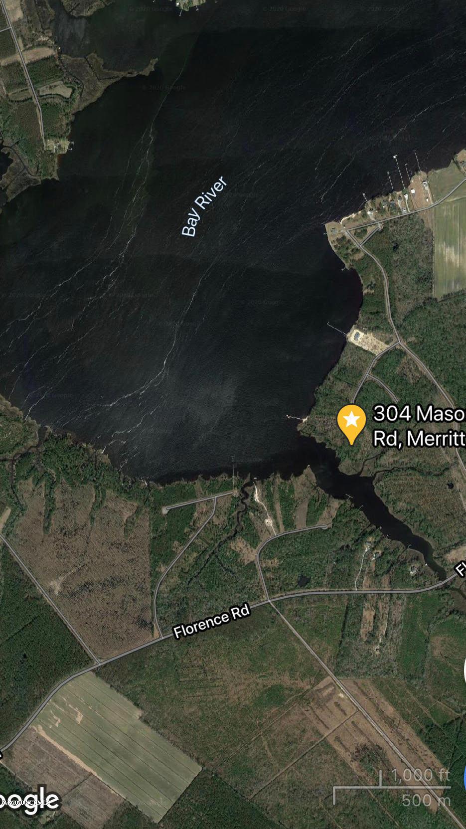 304 Mason Bay Road, Merritt, North Carolina 28556, ,Residential land,For sale,Mason Bay,100209397