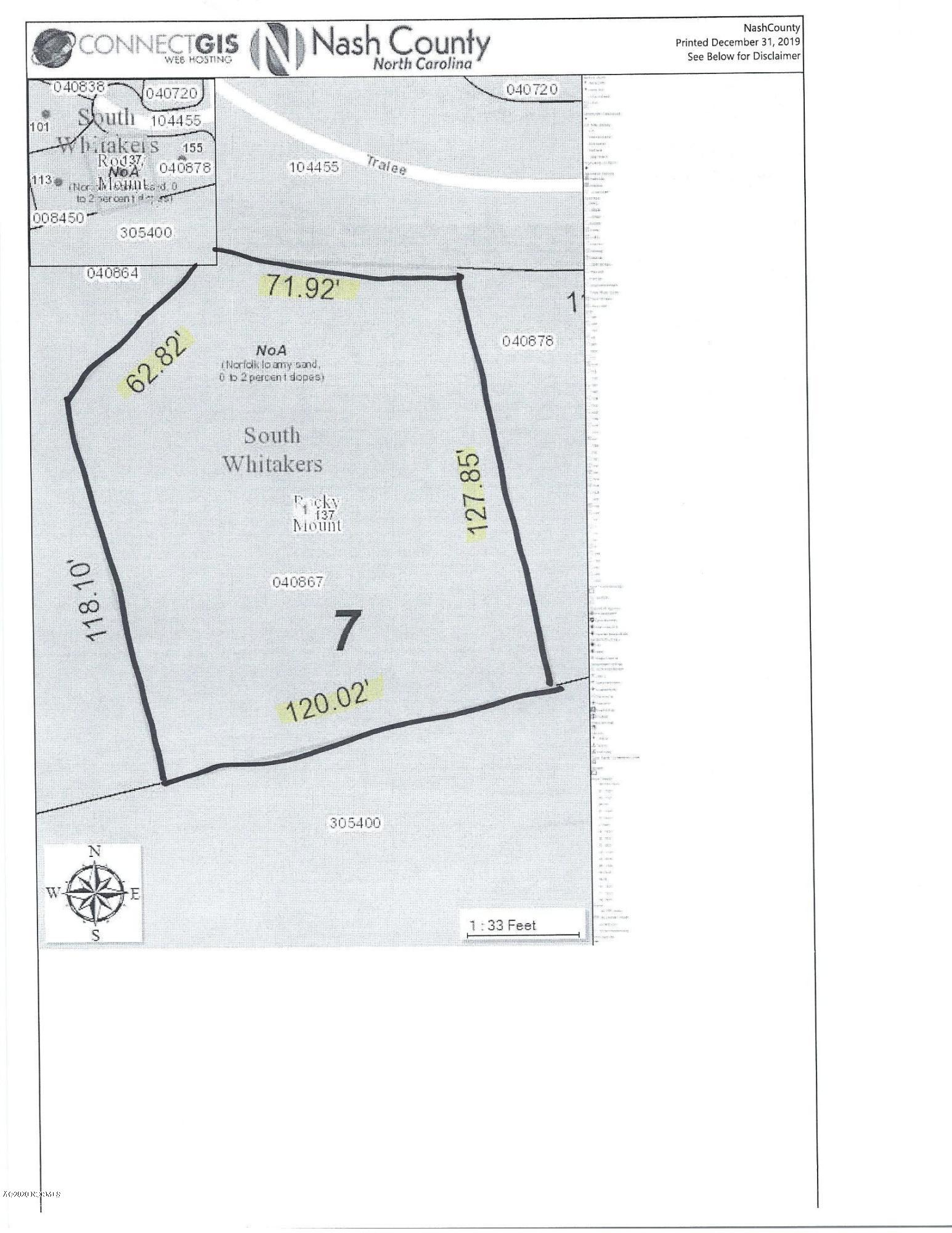 137 Tralee Court, Rocky Mount, North Carolina 27804, ,Residential land,For sale,Tralee,100209674