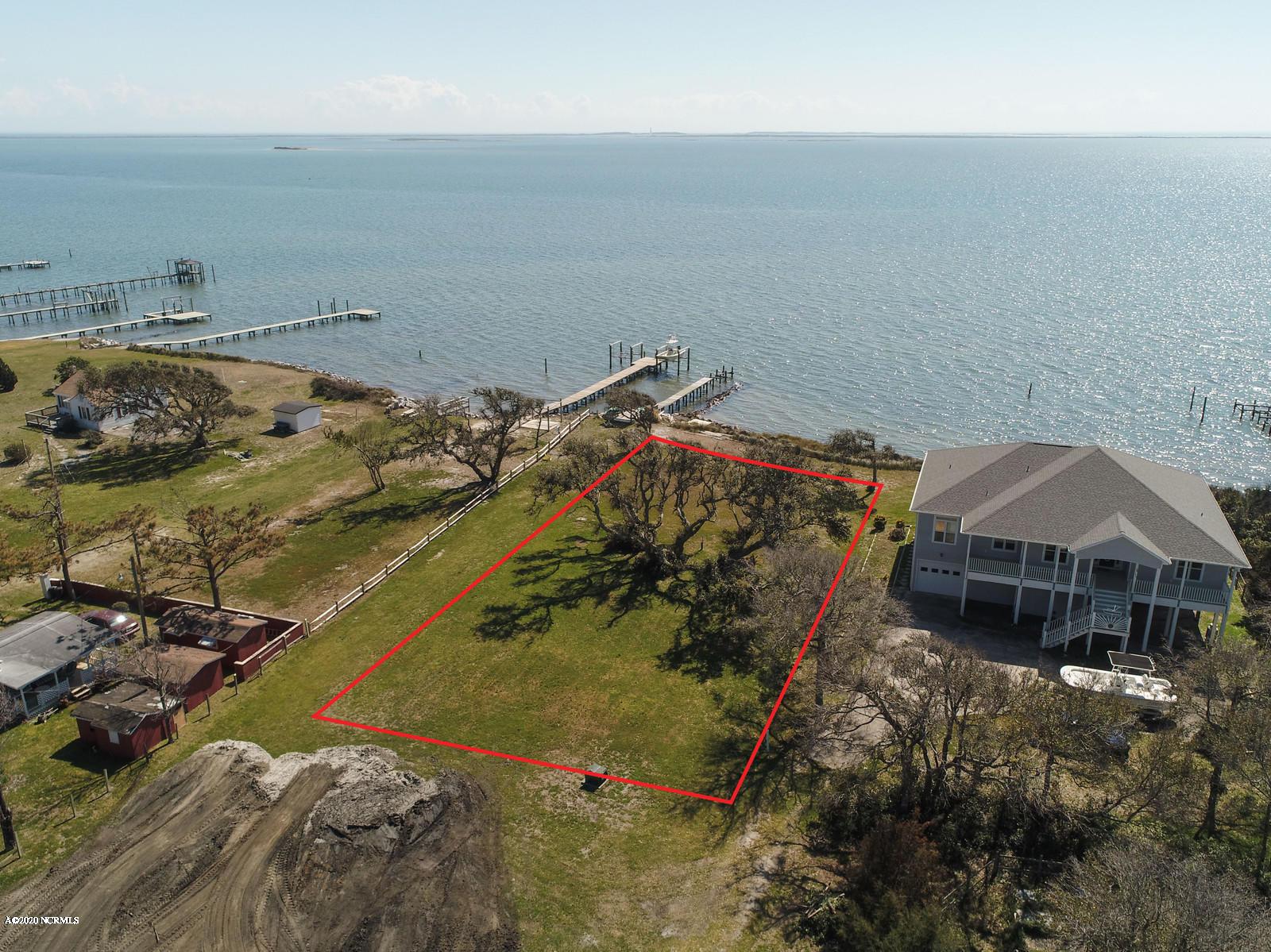 1494 Island Road, Harkers Island, North Carolina 28531, ,Residential land,For sale,Island,100210626