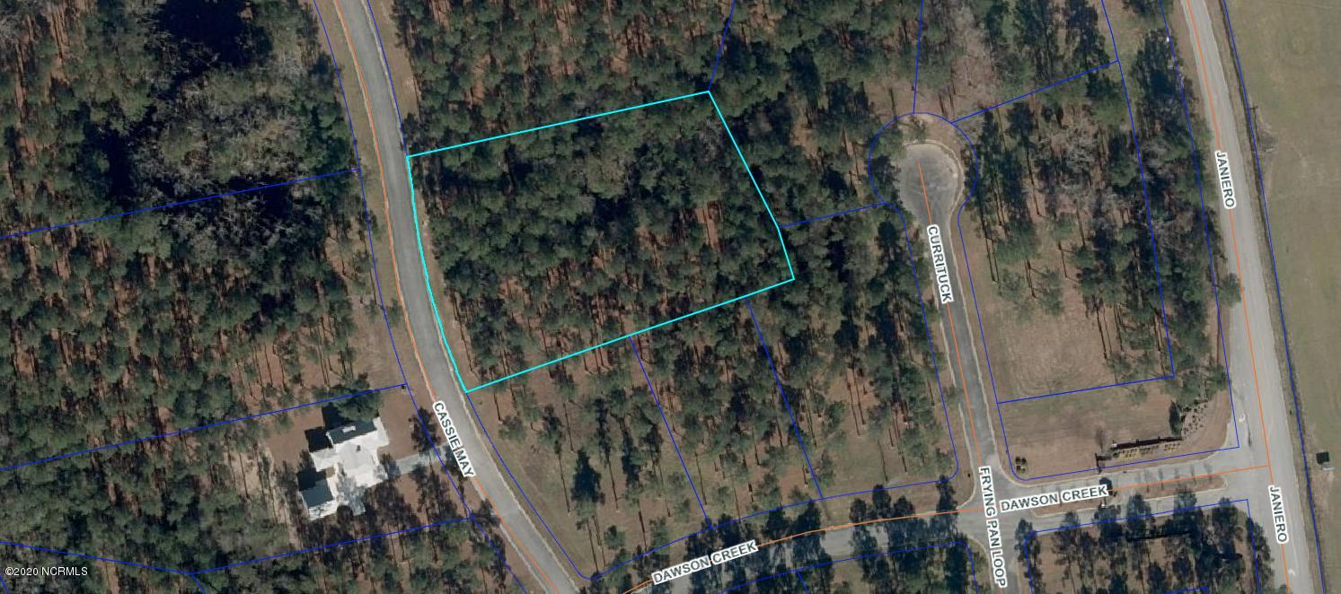 68 Cassie May Boulevard, Oriental, North Carolina 28571, ,Residential land,For sale,Cassie May,100210982