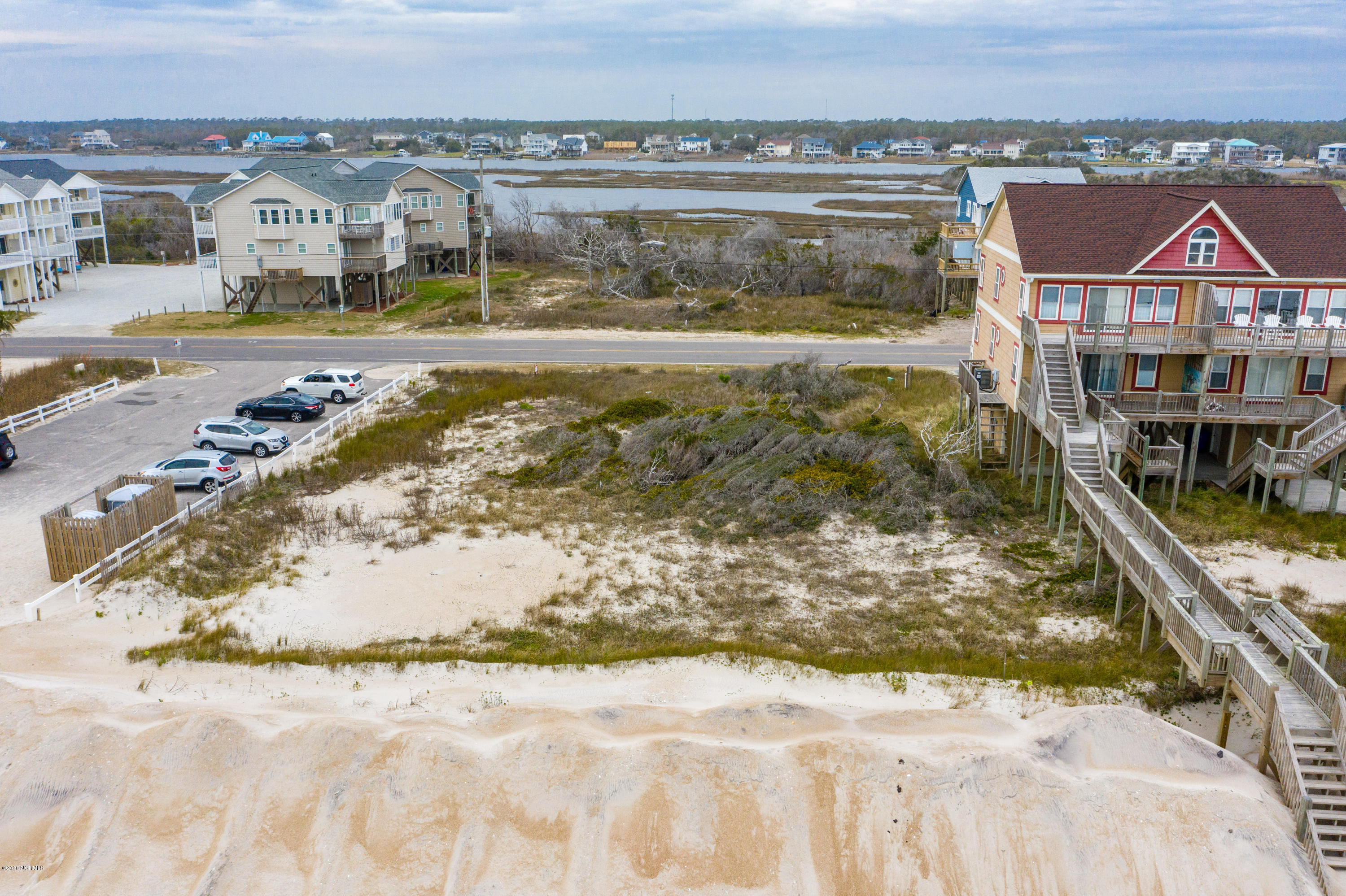 Lot 1a New River Inlet Road, North Topsail Beach, North Carolina 28460, ,Undeveloped,For sale,New River Inlet,100205771