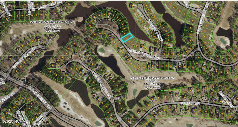 190 Legacy Woods Drive, Wallace, North Carolina 28466, ,Residential land,For sale,Legacy Woods,100212094