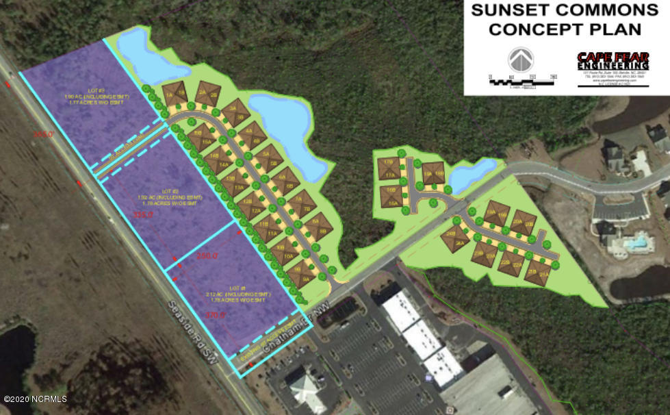 Lot 4 Seaside Road, Ocean Isle Beach, North Carolina 28469, ,Residential land,For sale,Seaside,100212223