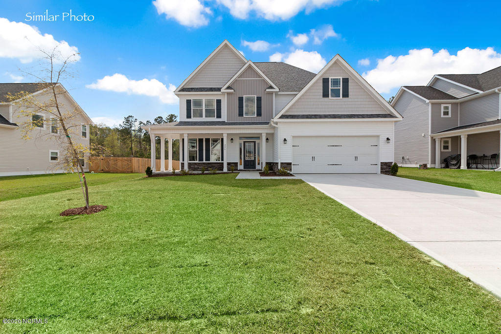 209 Southern Dunes, Jacksonville, North Carolina 28540, 4 Bedrooms Bedrooms, 9 Rooms Rooms,3 BathroomsBathrooms,Single family residence,For sale,Southern Dunes,100171445