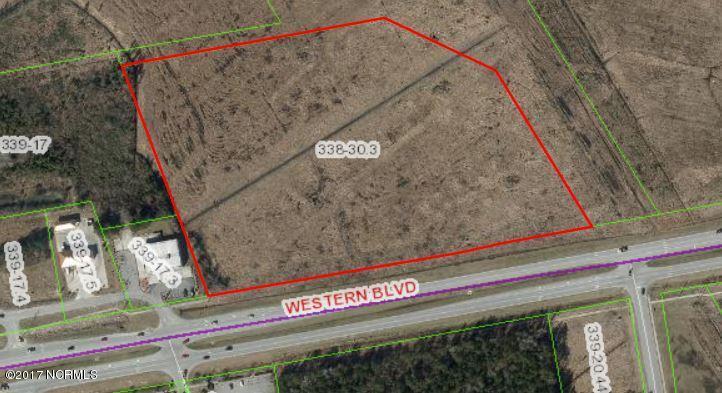 6930 Western Boulevard, Jacksonville, North Carolina 28546, ,For sale,Western,100213689