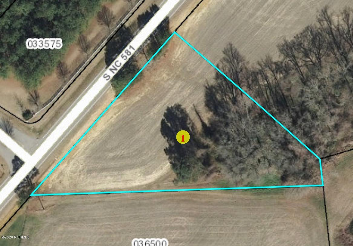Lot 1 Nc Hwy 581, Bailey, North Carolina 27807, ,Residential land,For sale,Nc Hwy 581,100214698