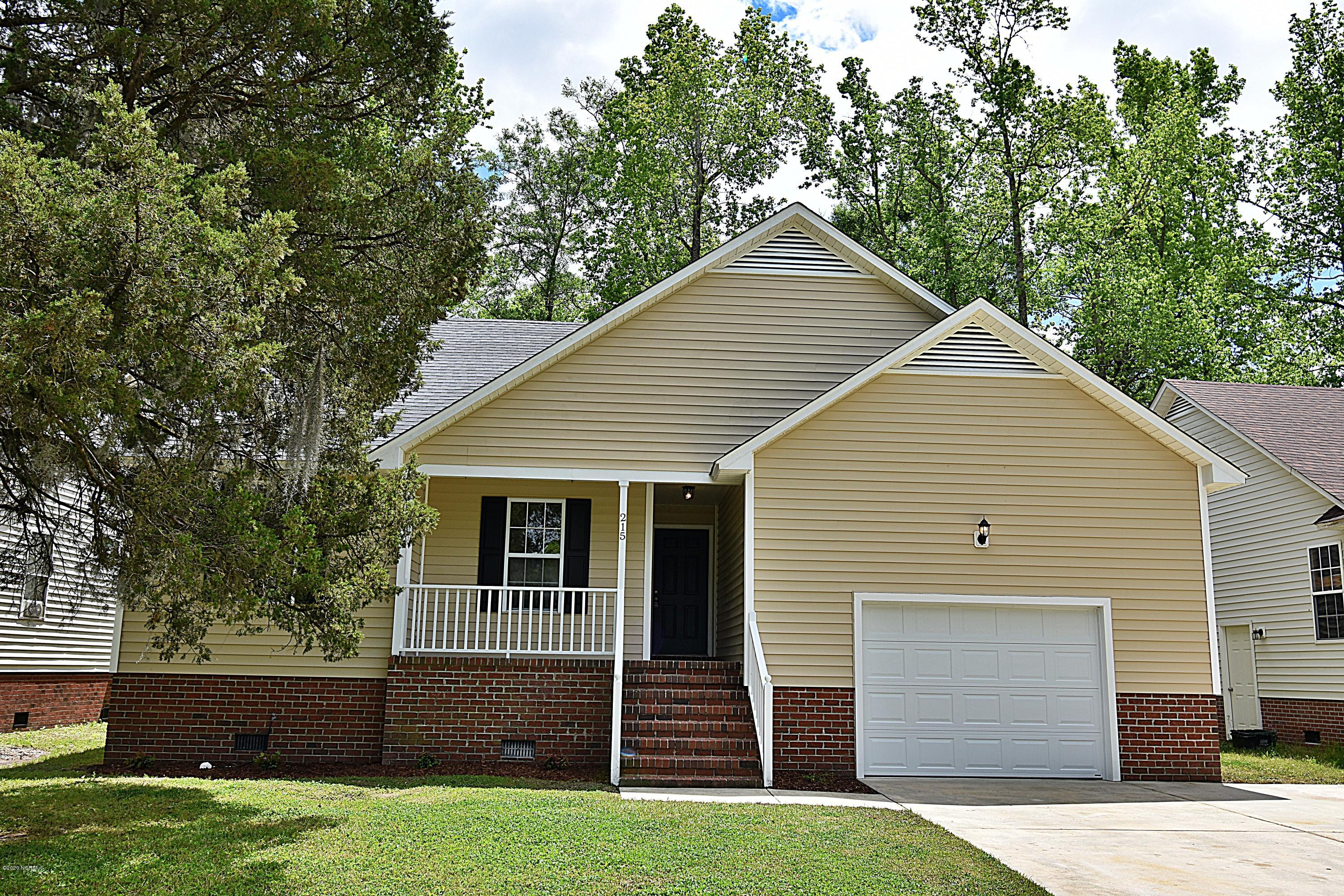 215 Trappers Trail, New Bern, North Carolina 28560, 3 Bedrooms Bedrooms, 5 Rooms Rooms,2 BathroomsBathrooms,Single family residence,For sale,Trappers,100214892