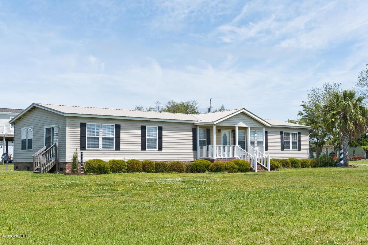 126 Inlet Lane, Cedar Point, North Carolina 28584, 4 Bedrooms Bedrooms, 7 Rooms Rooms,2 BathroomsBathrooms,Manufactured home,For sale,Inlet,100215410