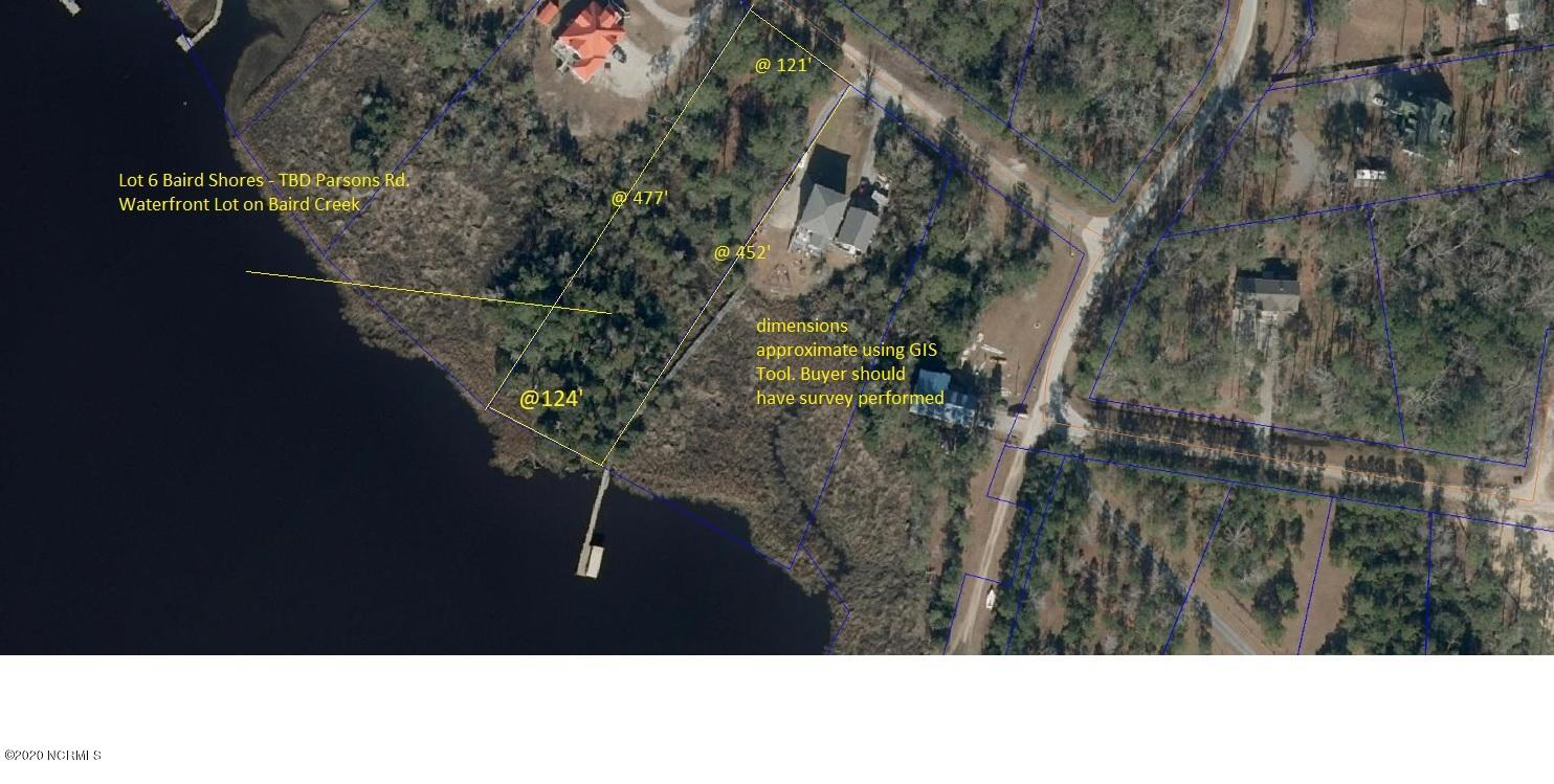 69 Parsons Road, Grantsboro, North Carolina 28529, ,Residential land,For sale,Parsons,100215630