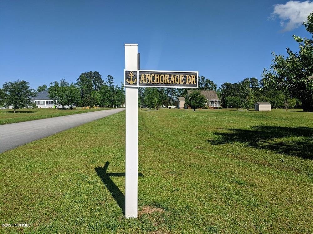 102 Anchorage Drive, Havelock, North Carolina 28532, ,Residential land,For sale,Anchorage,100209652
