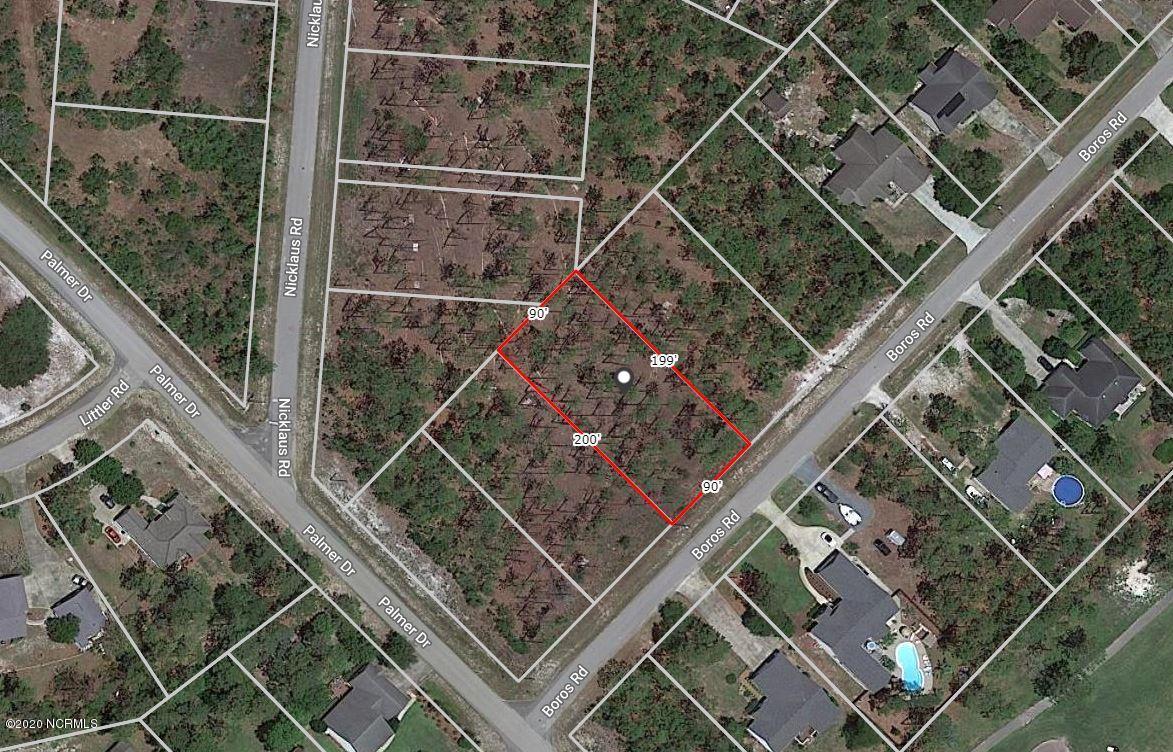 855 Boros Road, Southport, North Carolina 28461, ,Residential land,For sale,Boros,100216944