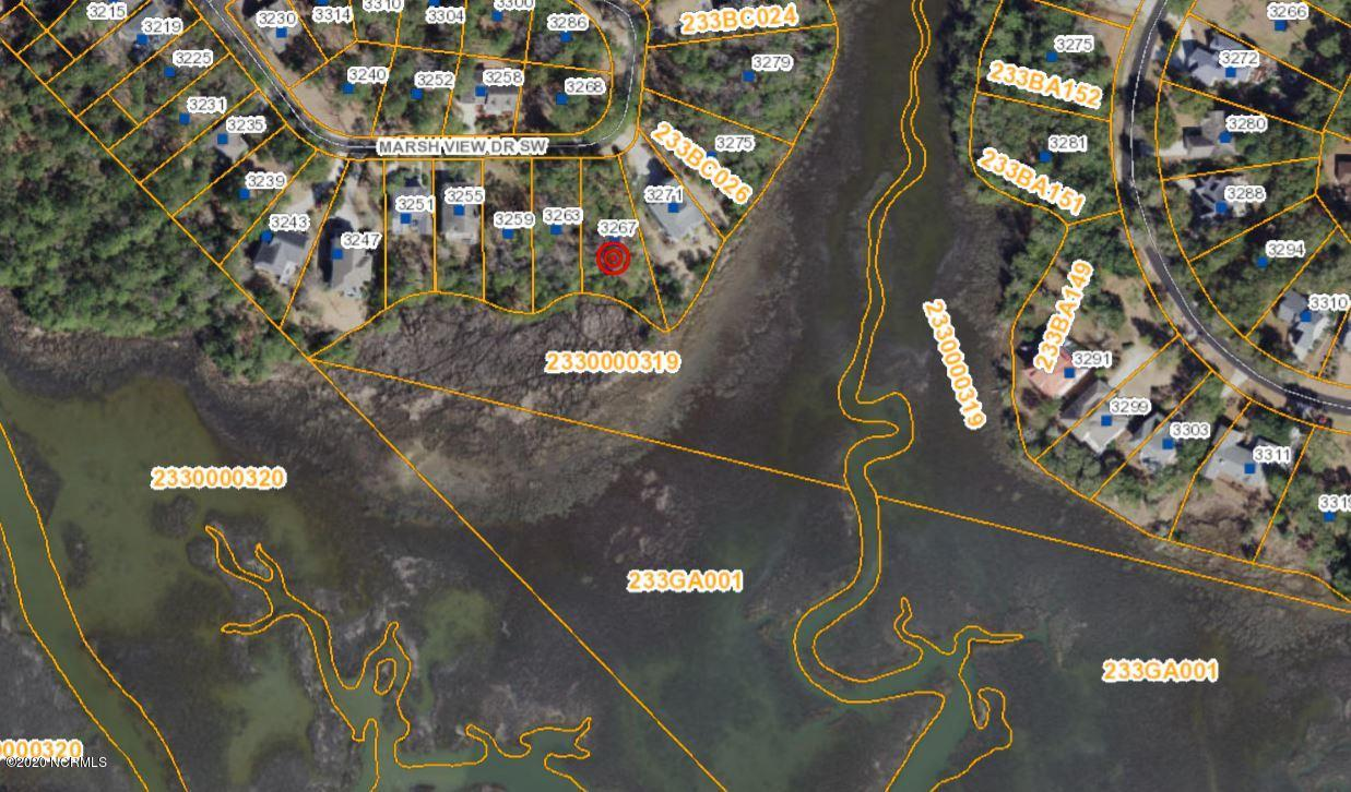 3267 Marsh View Drive, Supply, North Carolina 28462, ,Residential land,For sale,Marsh View,100217162