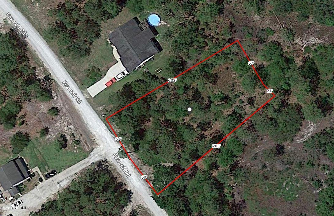 251 Foxcroft Road, Boiling Spring Lakes, North Carolina 28461, ,Residential land,For sale,Foxcroft,100216958