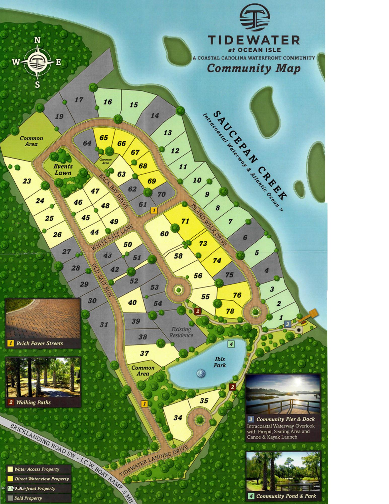 1646 Old Salt Run, Shallotte, North Carolina 28470, ,Residential land,For sale,Old Salt Run,100217196