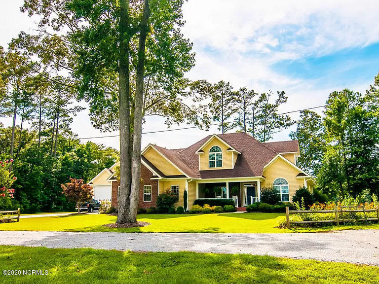 117 Cool Point Road Ext, Bath, North Carolina 27808, 4 Bedrooms Bedrooms, 10 Rooms Rooms,4 BathroomsBathrooms,Single family residence,For sale,Cool Point Road,100218045