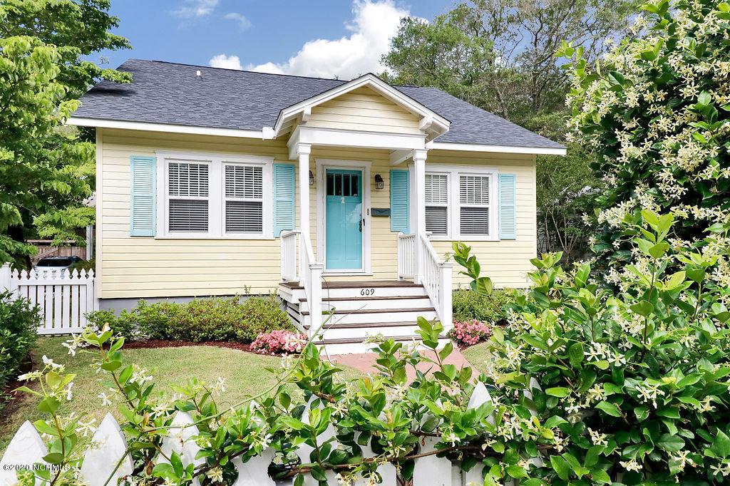 609 Atlantic Avenue, Southport, North Carolina 28461, 3 Bedrooms Bedrooms, 7 Rooms Rooms,2 BathroomsBathrooms,Single family residence,For sale,Atlantic,100218772