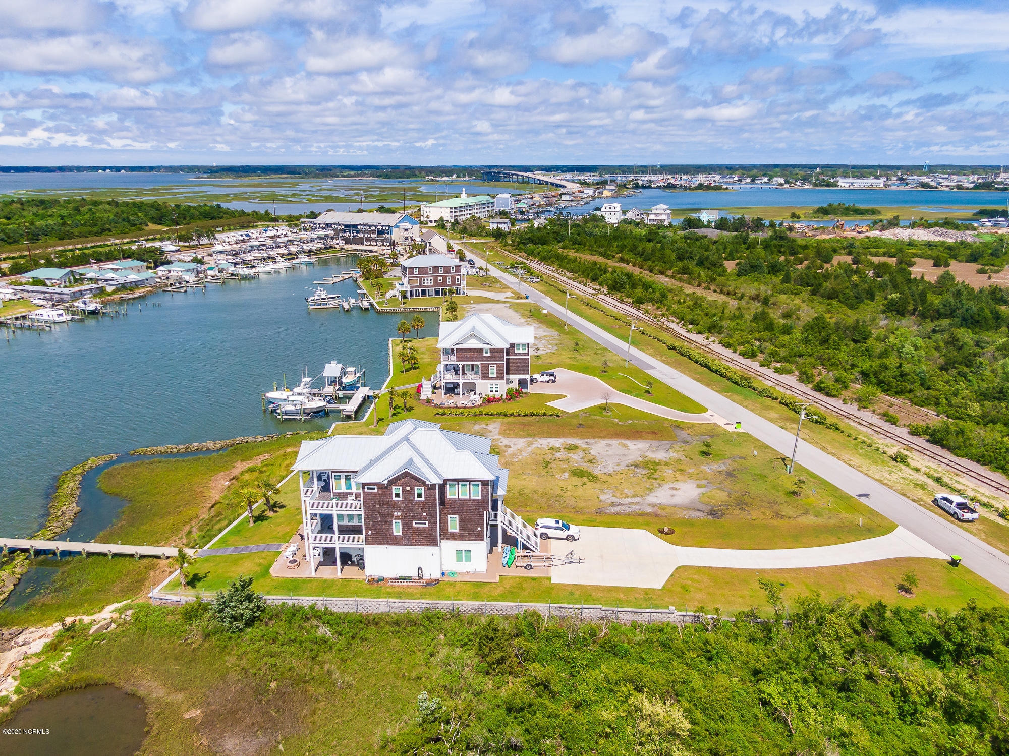 210 Radio Island Road, Morehead City, North Carolina 28557, ,Residential land,For sale,Radio Island,100218883