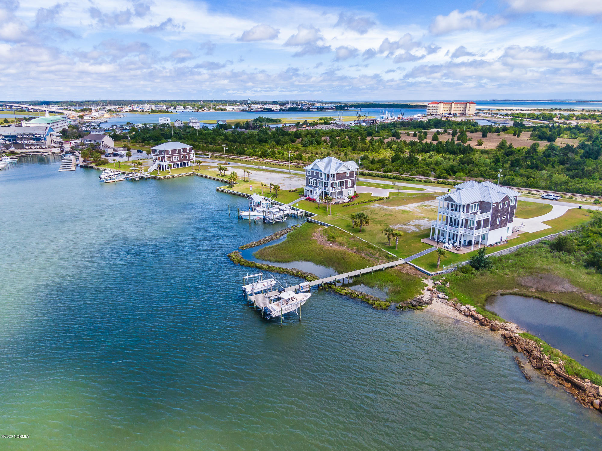 206 Radio Island Road, Morehead City, North Carolina 28557, ,Residential land,For sale,Radio Island,100218870