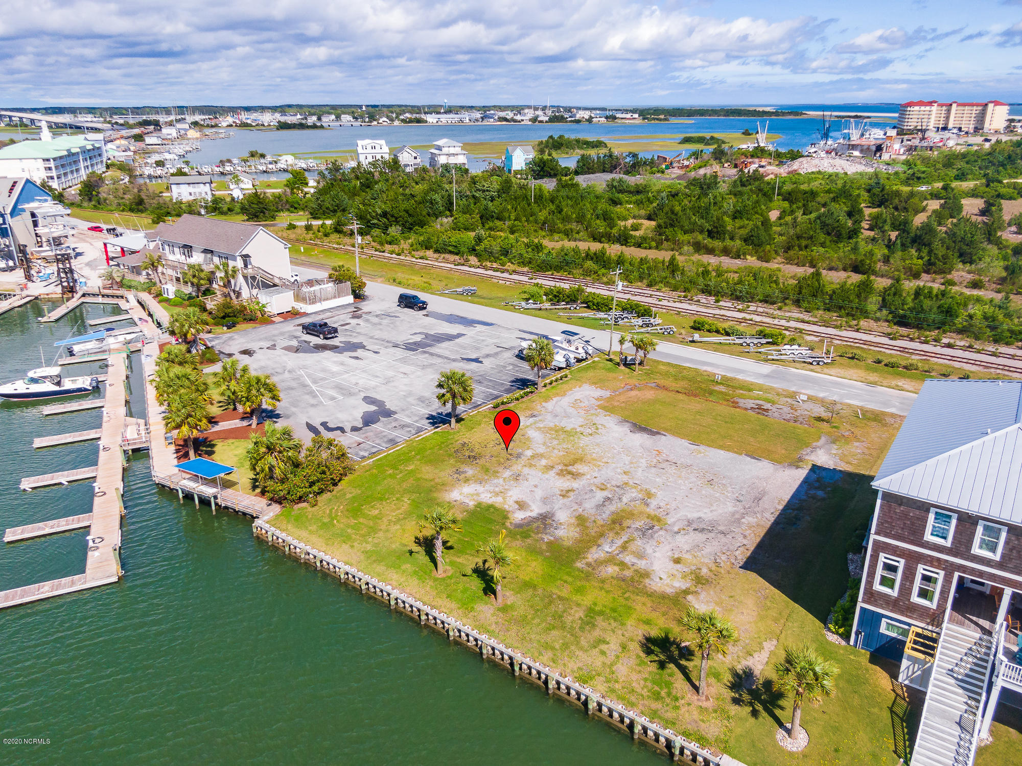 200 Radio Island Road, Morehead City, North Carolina 28557, ,Residential land,For sale,Radio Island,100218821