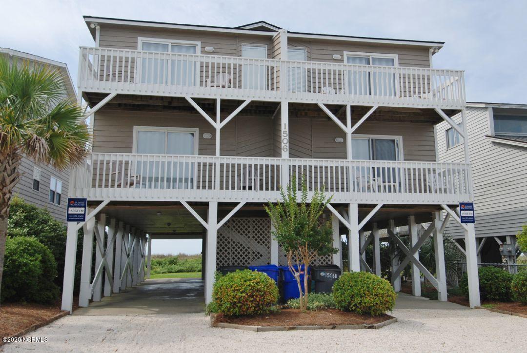1506 Main Street, Sunset Beach, North Carolina 28468, 4 Bedrooms Bedrooms, 5 Rooms Rooms,3 BathroomsBathrooms,Condominium,For sale,Main,100218639