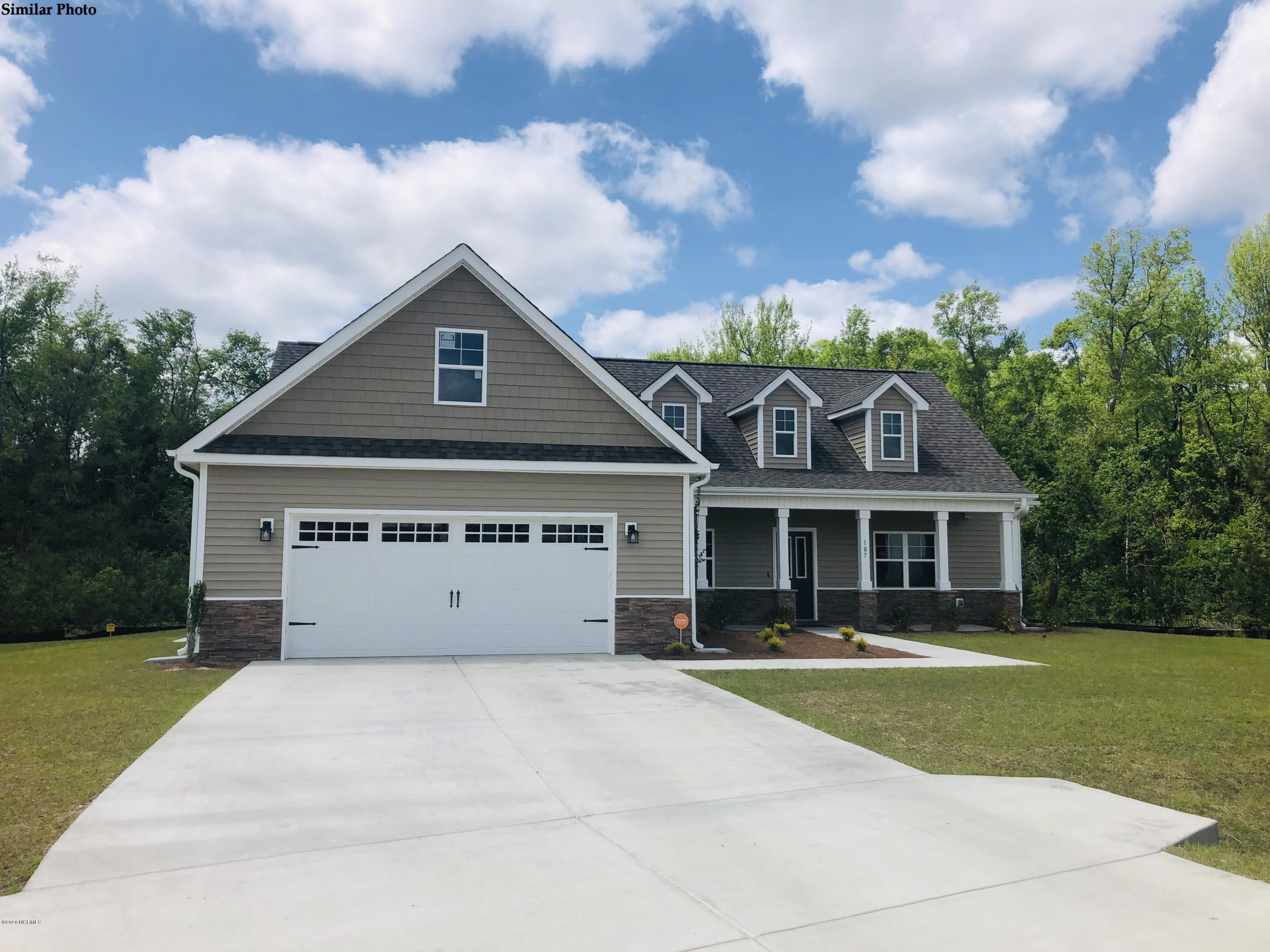 601 Creek Court, Swansboro, North Carolina 28584, 4 Bedrooms Bedrooms, 7 Rooms Rooms,3 BathroomsBathrooms,Single family residence,For sale,Creek,100218782