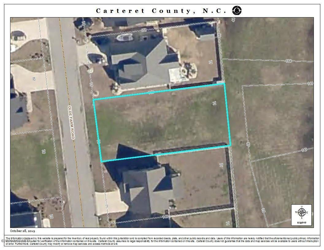 1806 Olde Farm Road, Morehead City, North Carolina 28557, ,Residential land,For sale,Olde Farm,100218813