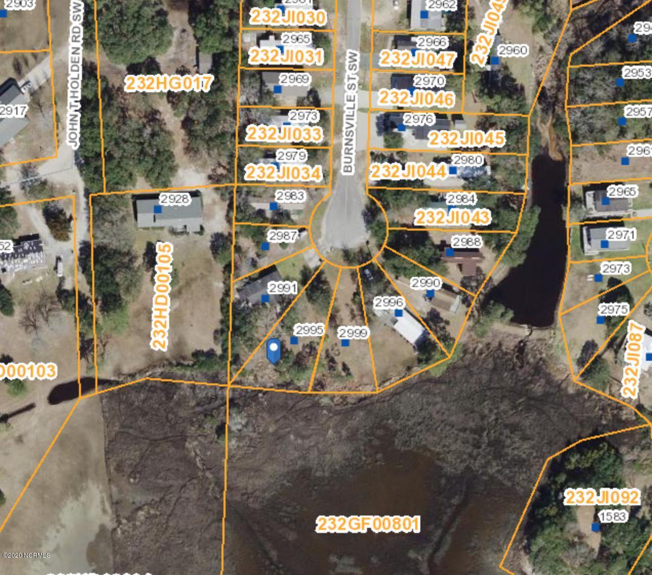 2995 Burnsville Street, Supply, North Carolina 28462, ,Residential land,For sale,Burnsville,100219040